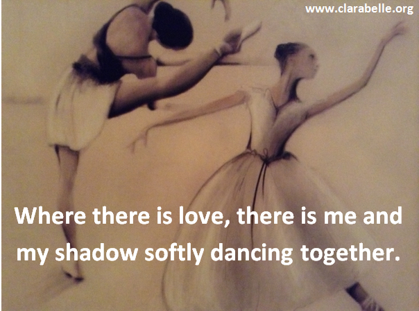 Clarabelle Quotes, Where there is love