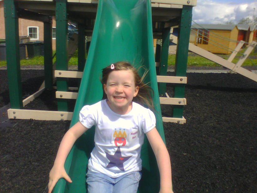 My Niece Megan