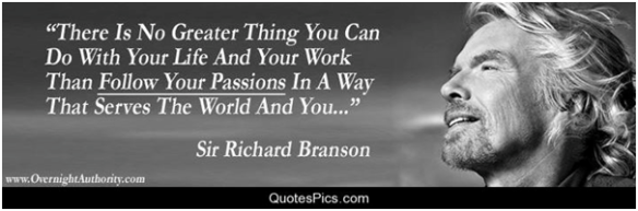 Passion within You