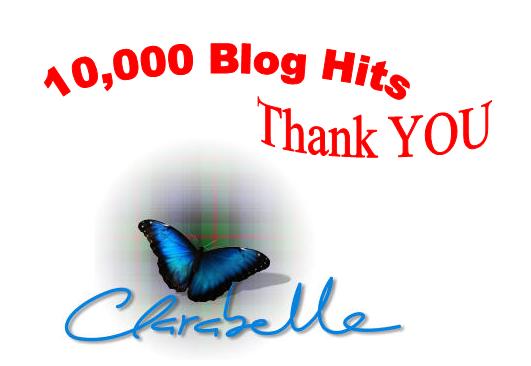 Clarabelle blog hits