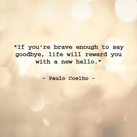 goodbye hello quotes