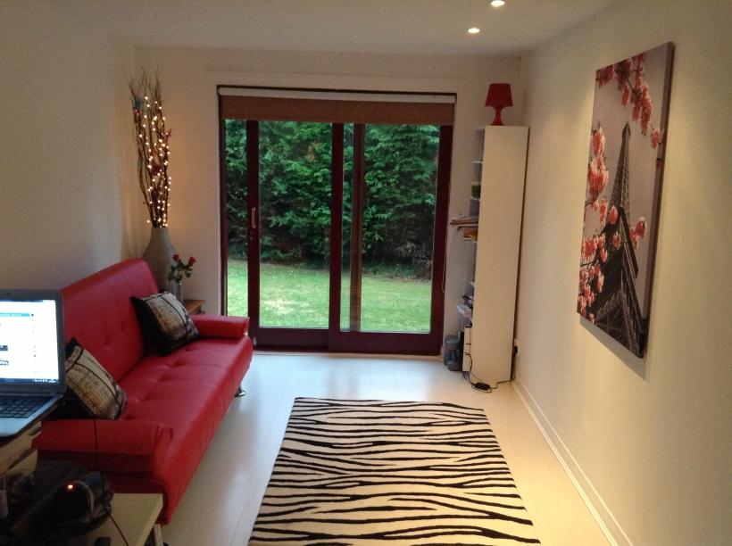 Clarabelle's Living Room