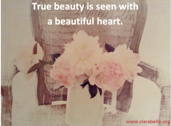 Clarabelle Quotes, True Beauty