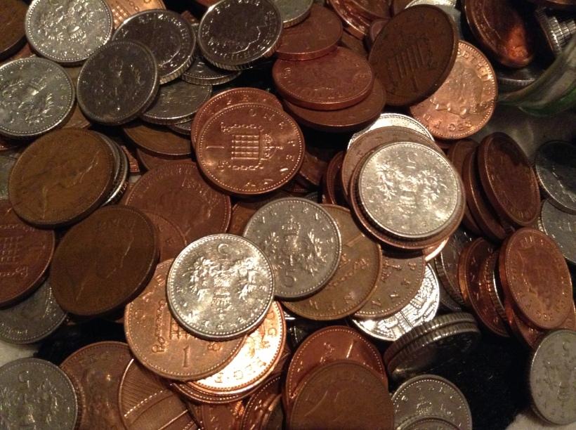 Gratitude Pennies