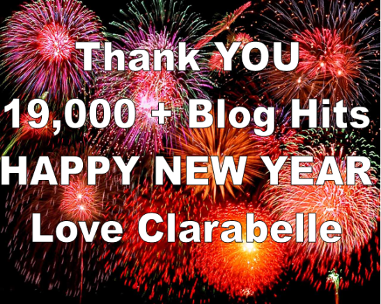 Clarabelle Happy New Year
