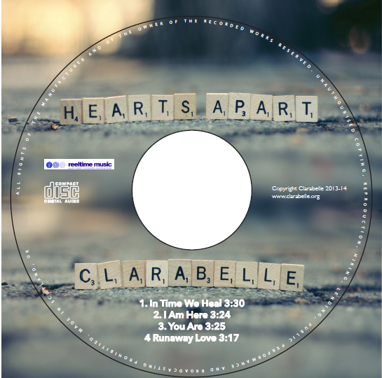 EP HJearts Apart by Clarabelle