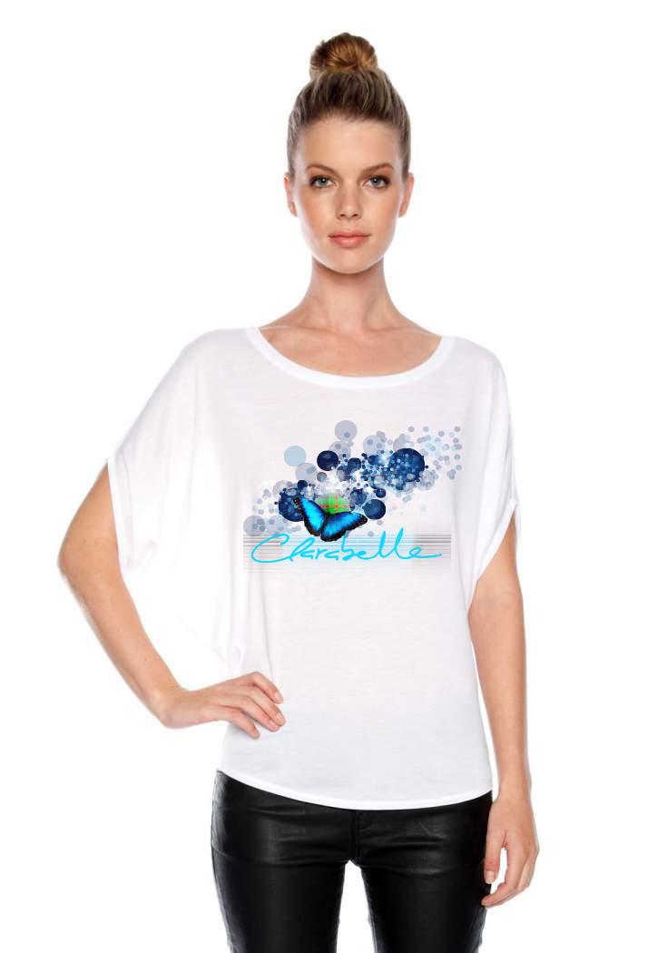 Clarabelle t-shirt design