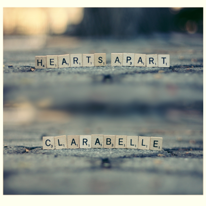 EP, Hearts Apart by Clarabelle