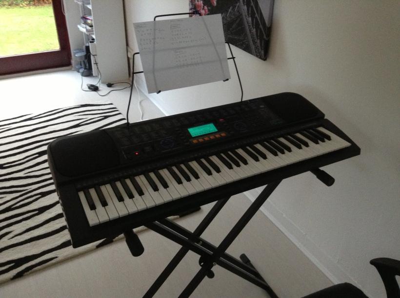 Clarabelle's Keyboard