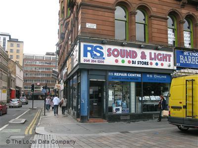 RS Sound & Light