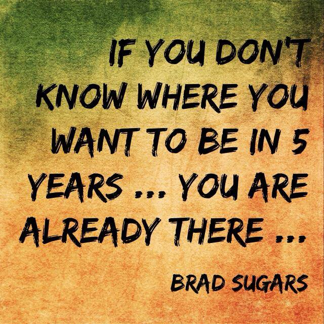 Brad Sugars Quote