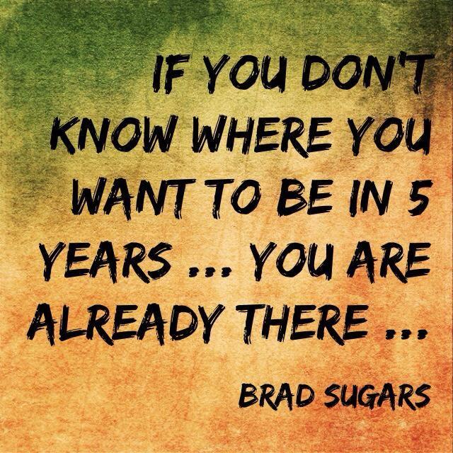 Brad Sugars Quote