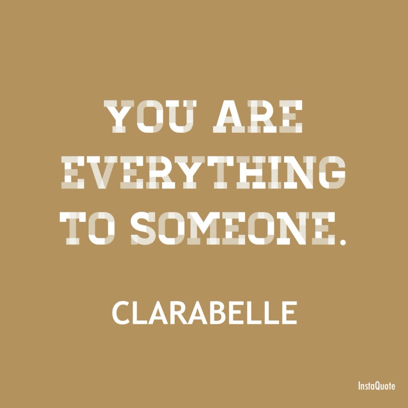 Clarabelle Quotes