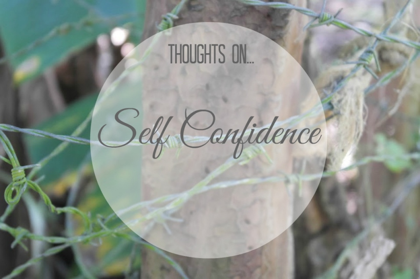 confidence thoughts