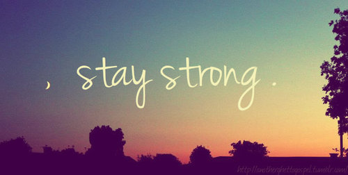 Yo Se' Stronger