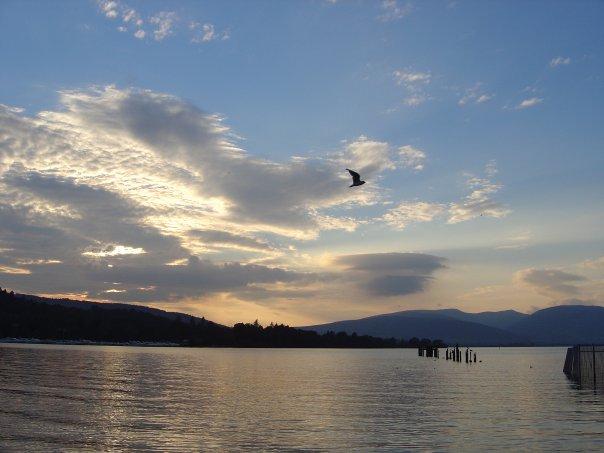 Loch Lomond Sky
