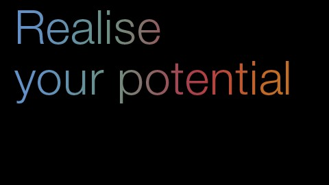 realise your potential image