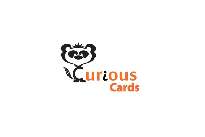curious cards logo