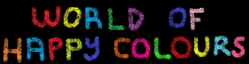 happy colours image