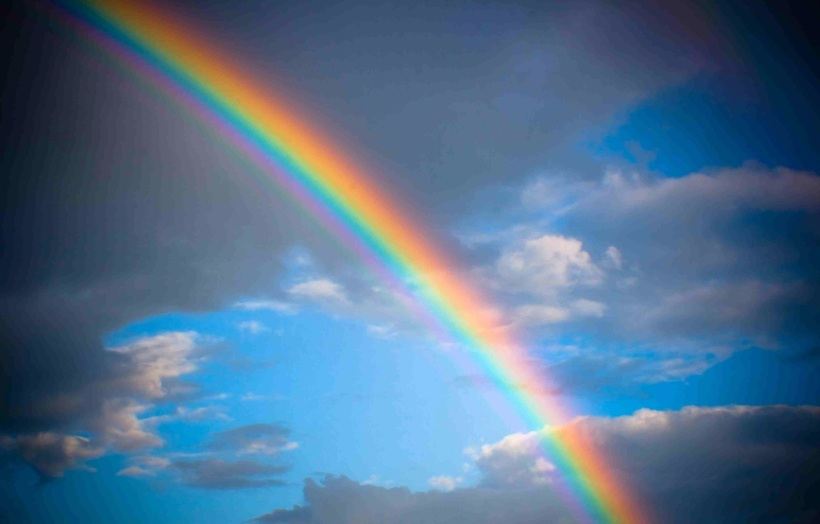 rainbow manifesting dreams