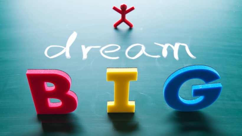 dream big the law of attraction