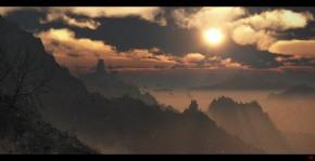 Oh Misty Mountain