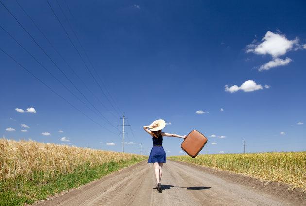 travelling journey