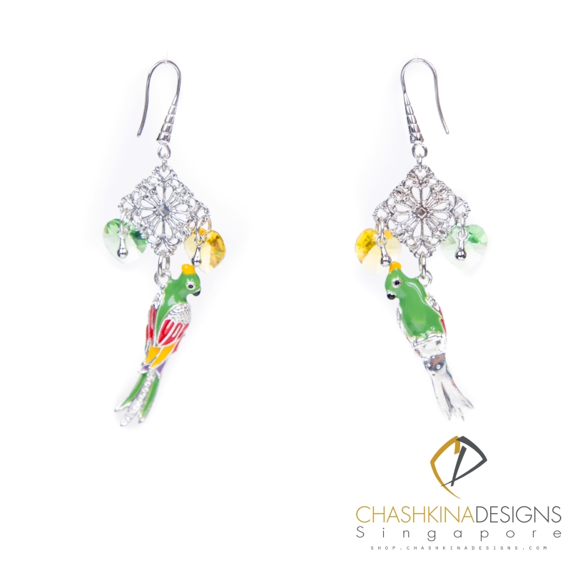 Chashkina Designs Jewellery