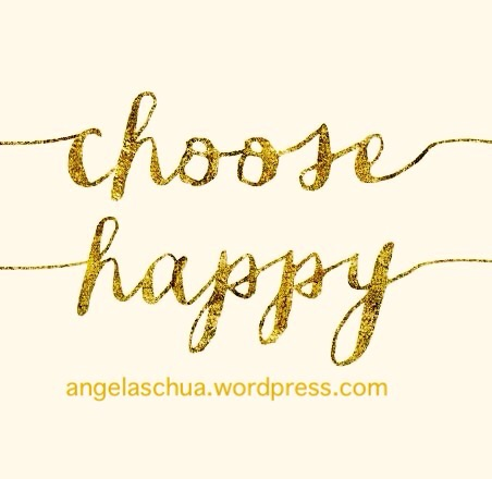 choose happy and smile