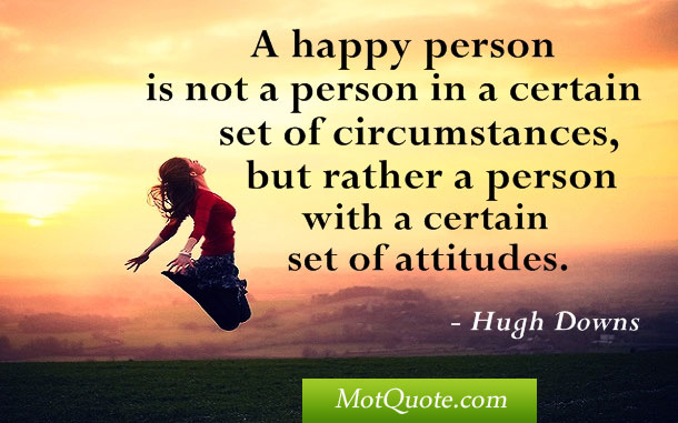 choose a happy attitude images