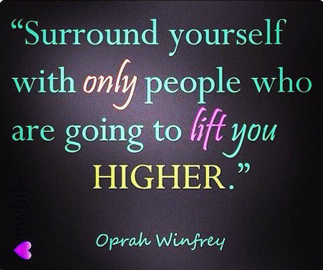 lifting yourself higher