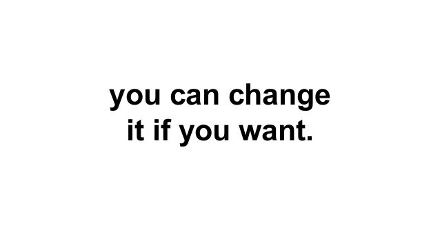 you-can-change