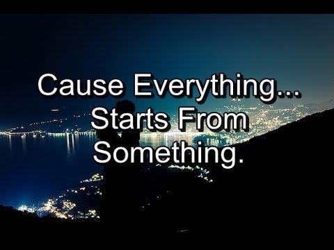everything starts