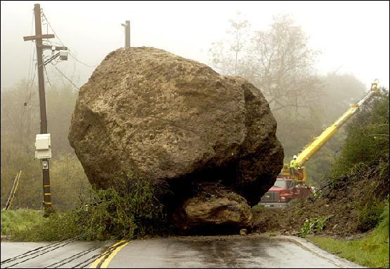 roadblocked